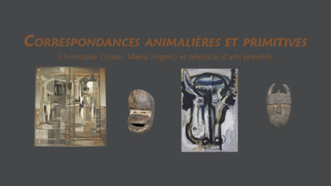 Opening Exhibition of Gallery Agama of Marseille